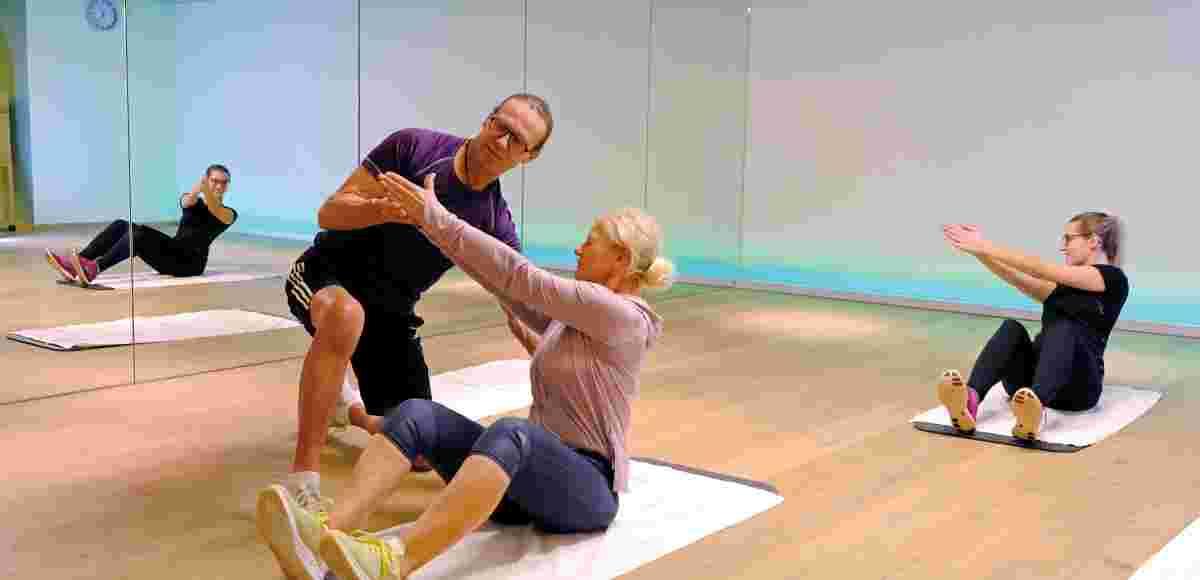 Sportkurse im 5* Sport- 6 Wellnesshotel Allgäu Sonne