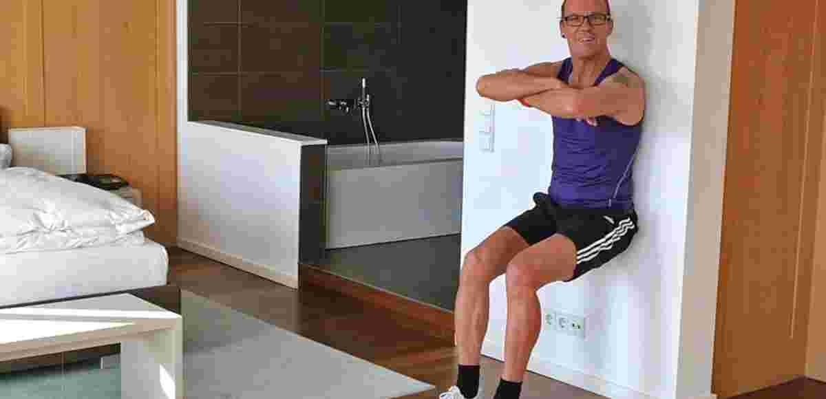 Fitnessübungen für Zu Hause