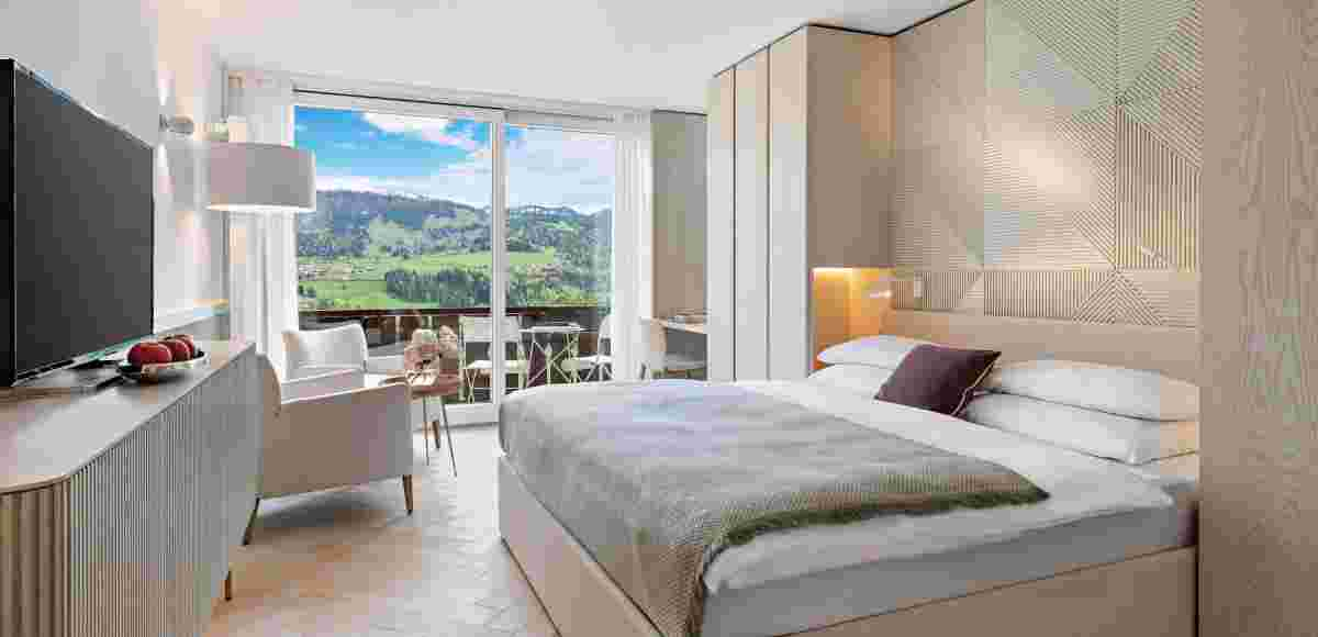 Superior Double Room in the sport and wellness hotel Allgäu Sonne