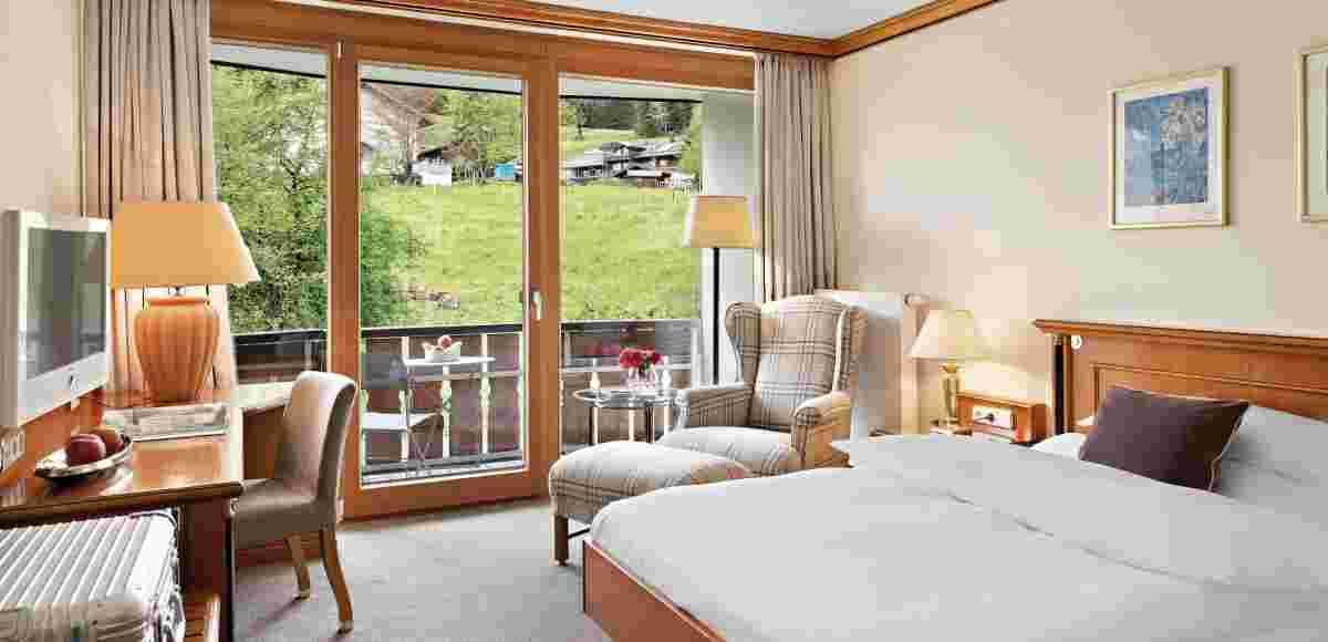Comfort Single Room in the Allgäu Sonne in Oberstaufen