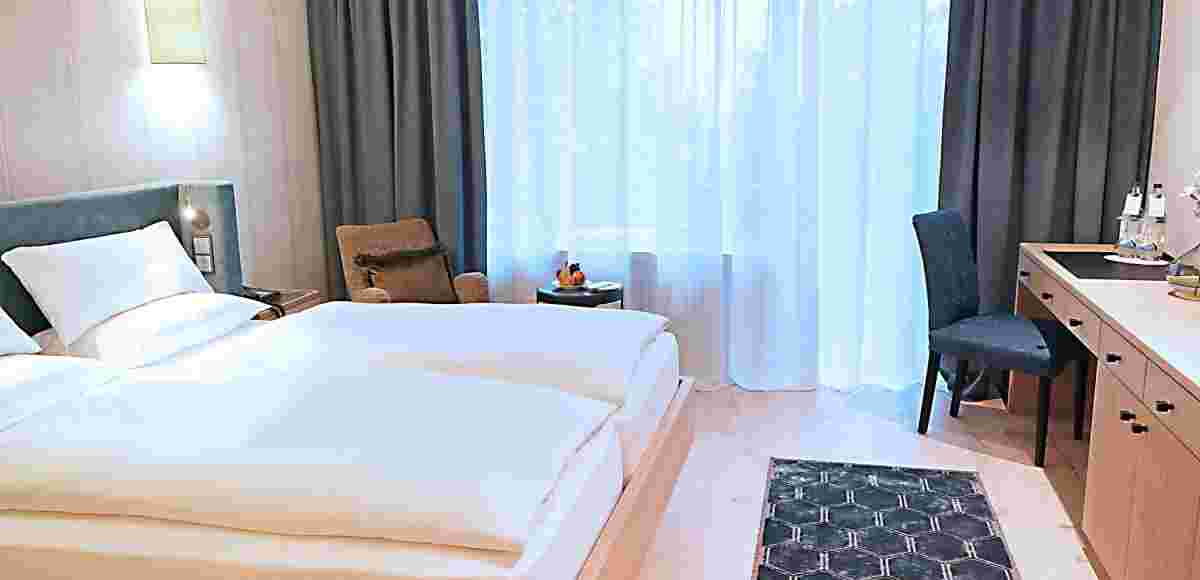 Superior Doppelzimmer im Landhaus im Hotel Allgäu Sonne in Oberstaufen