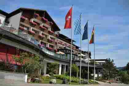 Hotel Allgaeu Sonne in Oberstaufen im Allgaeu