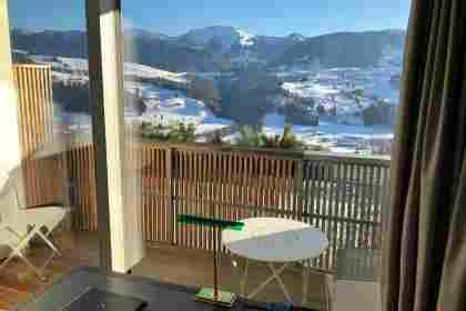 Doppelzimmer im Hotel Allgäu Sonne in Oberstaufen