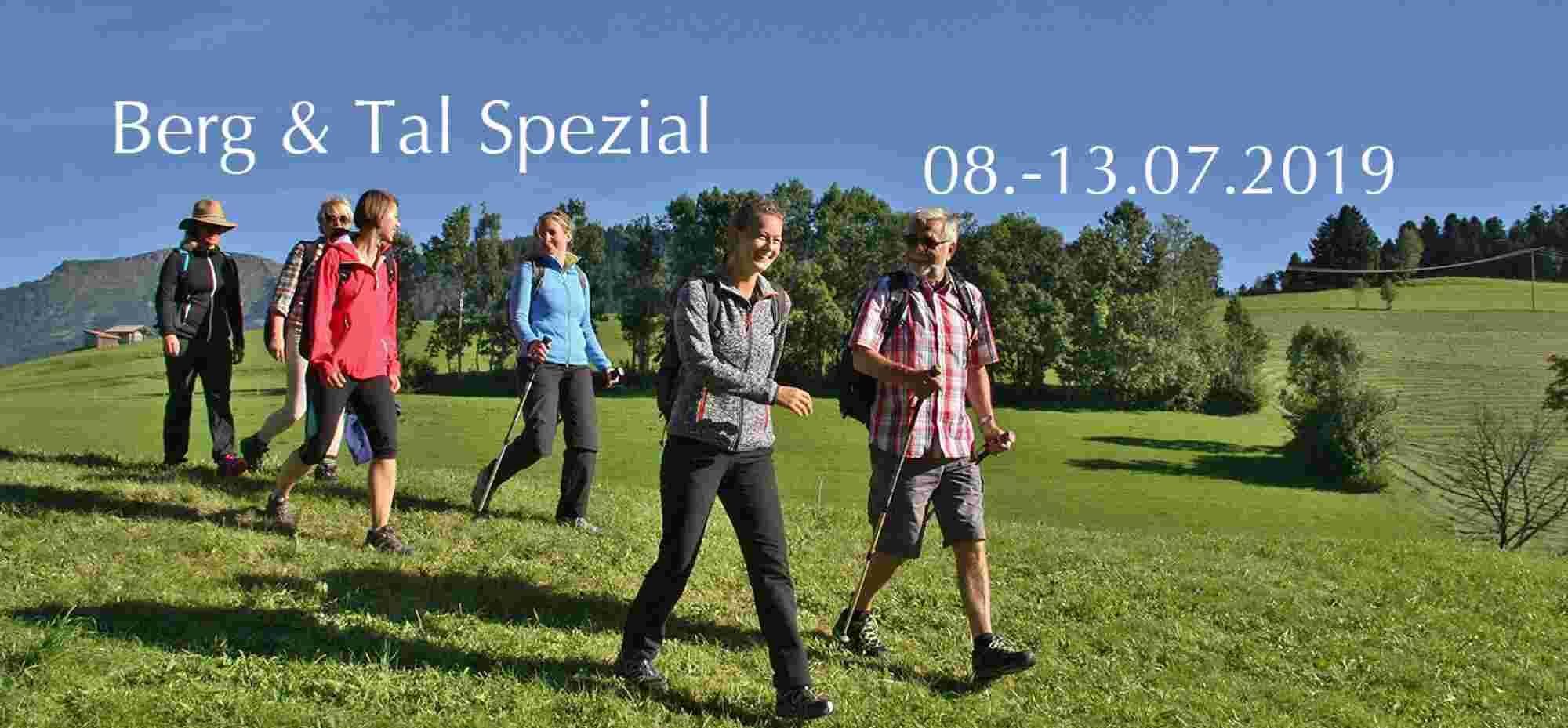 Berg & Tal Spezial