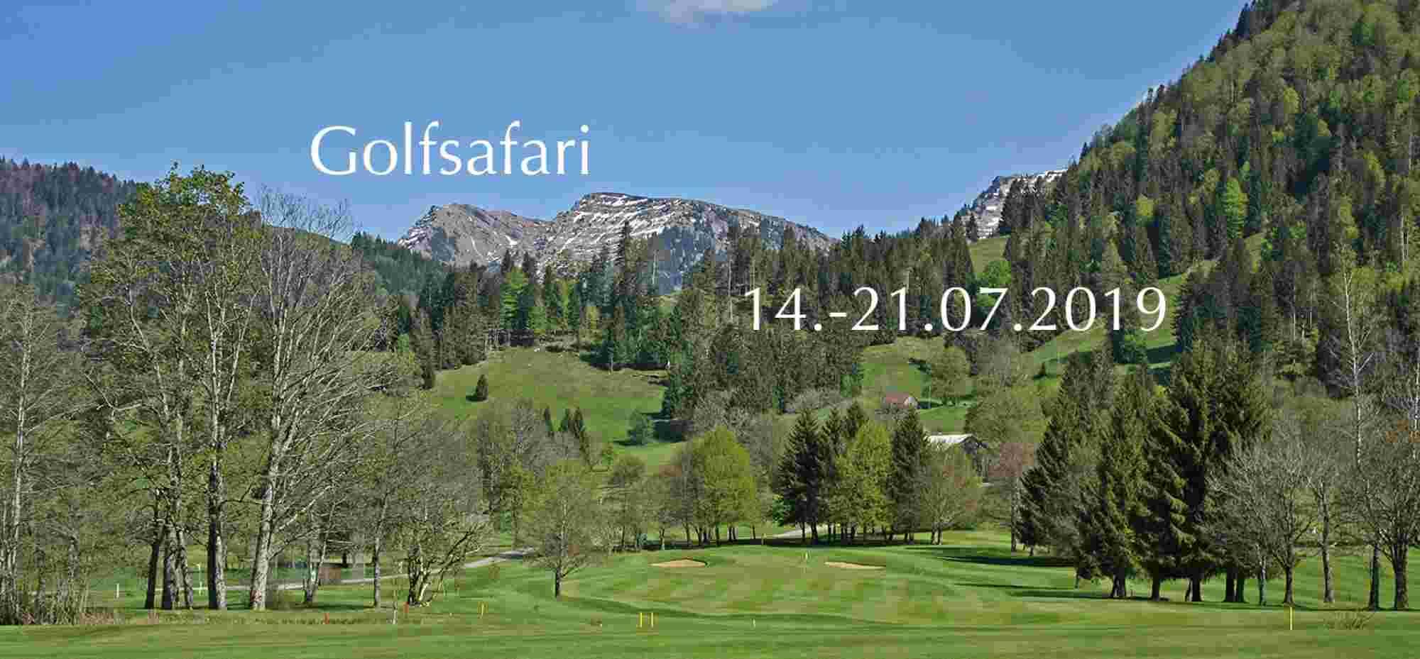 Golfsafari