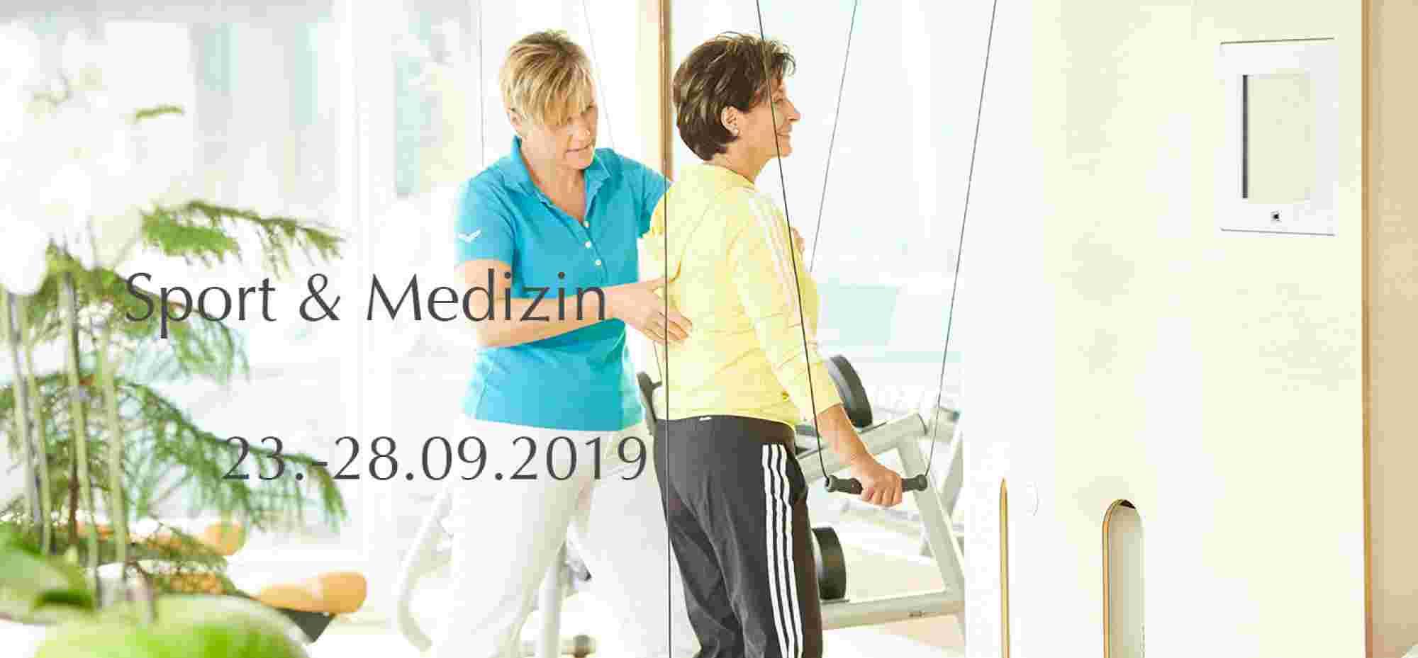 Sport & Medizin