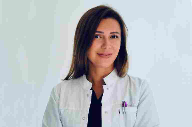 Aliia Fink, Ärztin im Hotel Allgäu Sonne in Oberstaufen