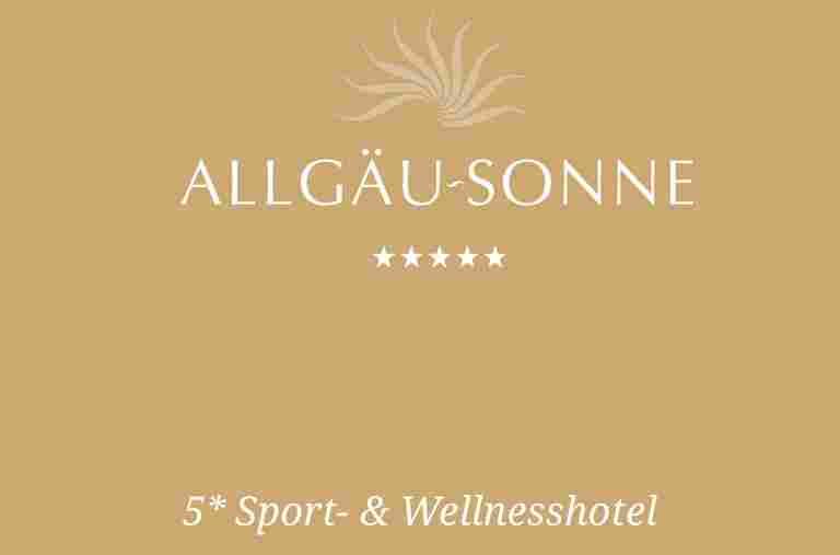 Cover der Hotelbroschüre 2021 Hotel Allgäu Sonne
