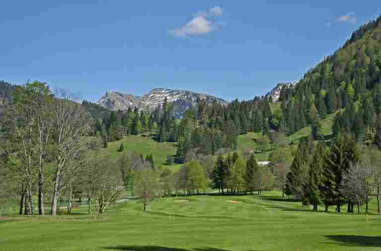 Golf course Steibis