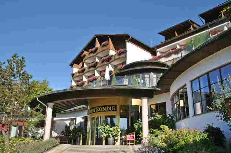 Hotel Allgäu Sonne in Oberstaufen