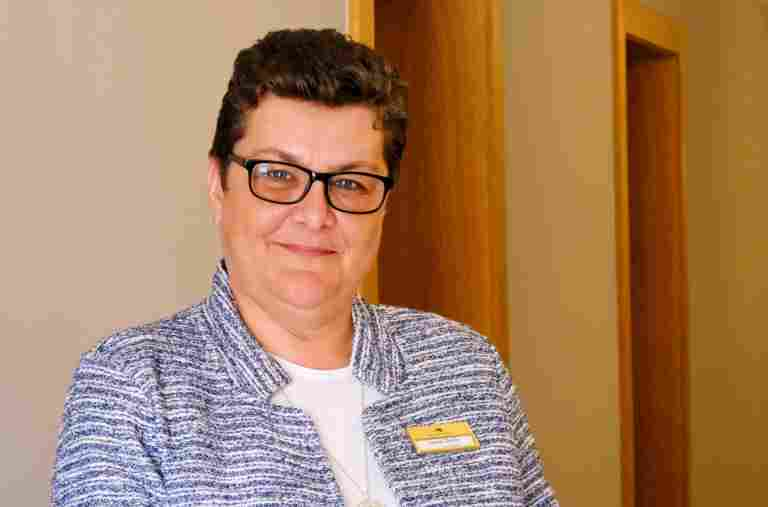Hausdame Vesna Doslic im Hotel Allgäu Sonne