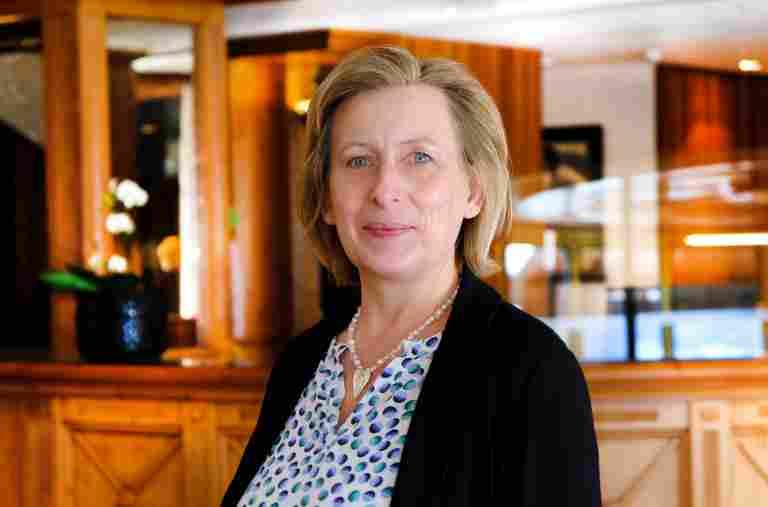 Rosi Meier, Leiterin Logisbereich der Allgäu Sonne