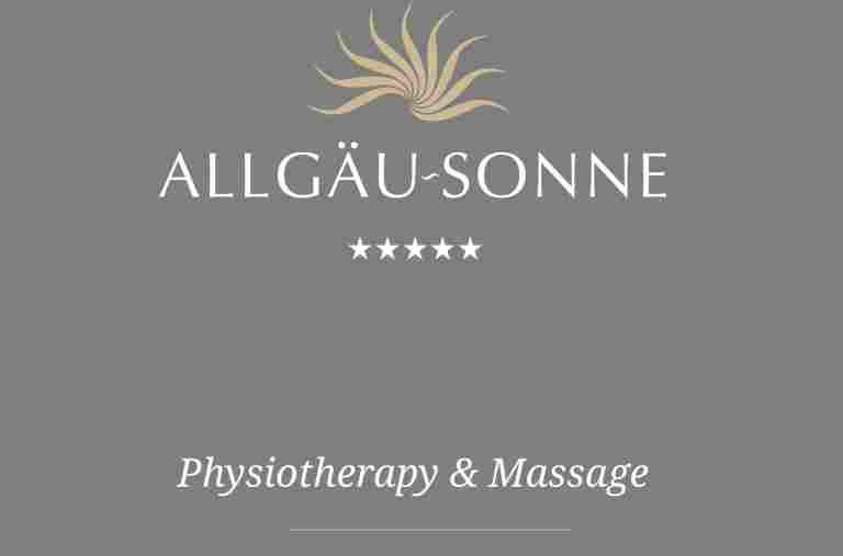 Brochure Physiotherapy & Massages