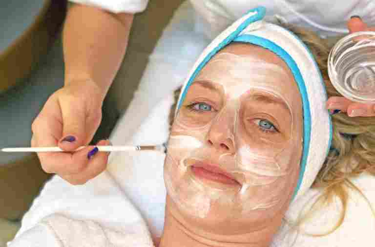 Gesichtsbehandlung im Wellnesshotel Allgäu Sonne in Oberstaufen
