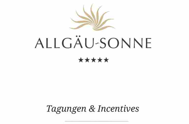Tagungsmappe Hotel Allgäu Sonne