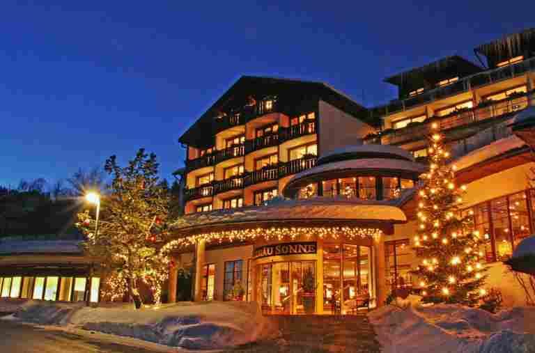 Weihnachten im Hotel Allgäu Sonne