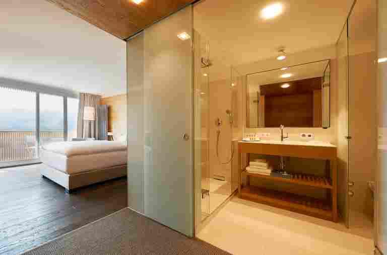 Zimmer im Hotel Allgaeu Sonne in Oberstaufen