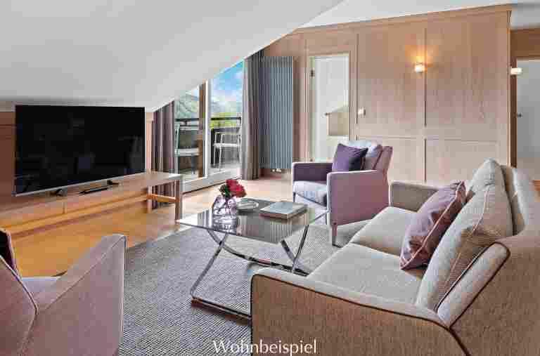 Panorama Alpin Suite im Sport- & Wellnesshotel Allgäu Sonne
