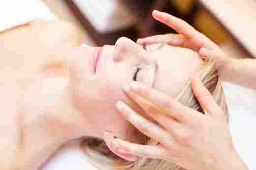 Gesichtsmassage im Wellnesshotel Allgäu Sonne im Allgäu