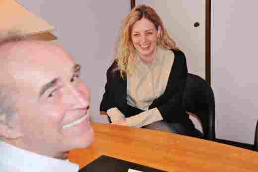 Arztgespräch in der Praxis von Dr. Köhler im Wellnesshotel in Oberstaufen