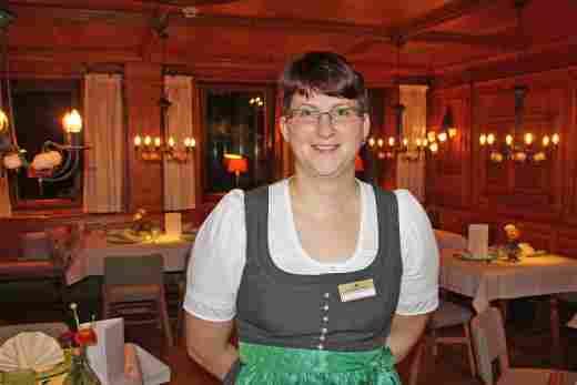 Schrothbetreuerin im Restaurant - Ilona Weihermann