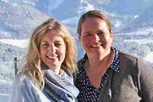 Manuela & Heike, Mitarbeiter im Hotel Allgäu Sonne in Oberstaufen