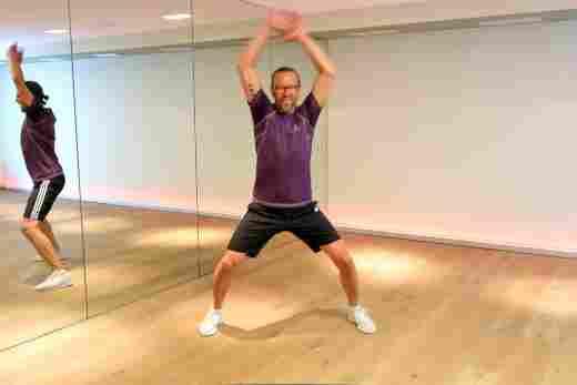 Cardio Training mit Charly vom 5* Sport- & Wellnesshotel Allgäu Sonne