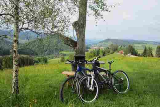 In- & Outdoor Radeln