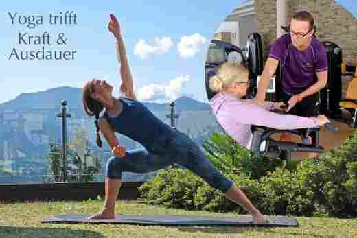Sportwoche Yoga trifft Kraft & Ausdauer im Hotel Allgäu Sonne in Oberstaufen