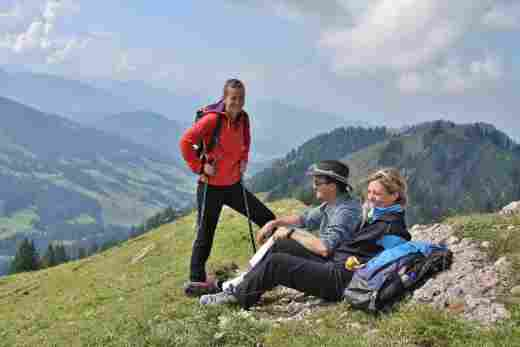Berg & Tal Spezial im 5* Sport- & Wellnesshotel Allgäu Sonne