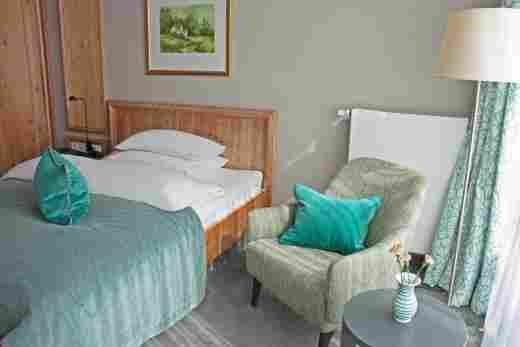 Classic Einzelzimmer im Hotel Allgäu Sonne, Oberstaufen