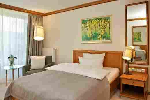 Comfort Einzelzimmer Hotel Allgäu Sonne