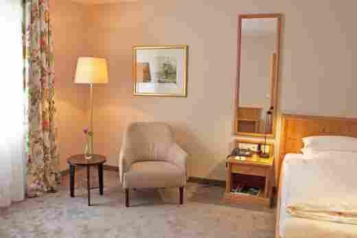 Standard Einzelzimmer Allgaeu Sonne