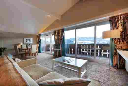 Comfort Suite Panorama