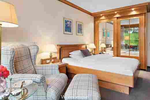 Comfort Einzelzimmer im Hotel Allgäu Sonne in Oberstaufen