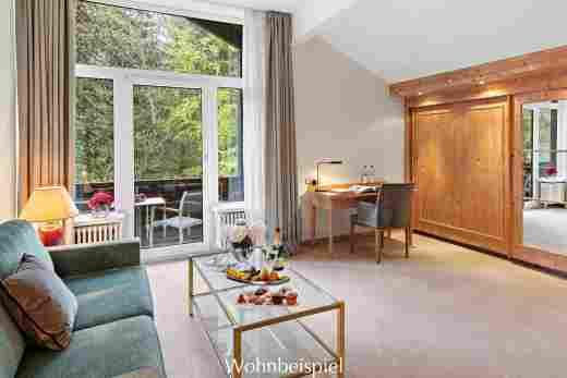 Appartement im Landhaus im Hotel Allgäu Sonne in Oberstaufen