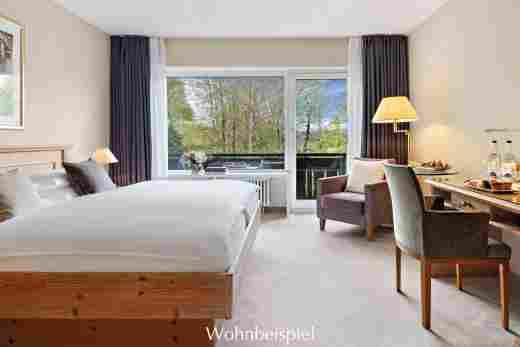 Doppelzimmer im Landhaus im Hotel Allgäu Sonne in Oberstaufen
